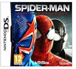 Activision Spider-Man: Shattered Dimensions (Nintendo DS)