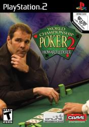 Crave World Championship Poker 2 (PS2)