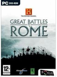 Black Bean The History Channel Great Battles of Rome (PC)