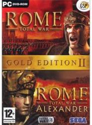 SEGA Rome Total War [Gold Edition II] (PC)