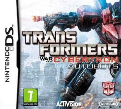 Activision Transformers War for Cybertron Autobots (Nintendo DS)