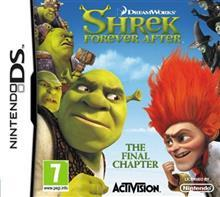 Activision Shrek Forever After (Nintendo DS)
