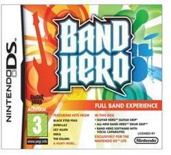 Activision Band Hero (Nintendo DS)