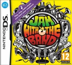 Nintendo Jam with the Band (Nintendo DS)