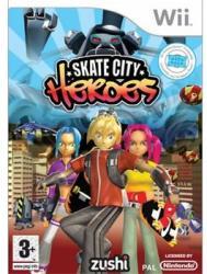 Zushi Games Skate City Heroes (Nintendo Wii)