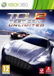 Atari TDU2 Test Drive Unlimited 2 (Xbox 360)