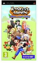 Natsume Harvest Moon Hero of Leaf Valley (PSP)