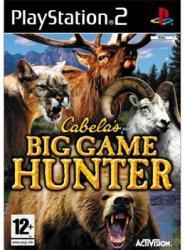 Activision Cabela's Big Game Hunter (PS2)