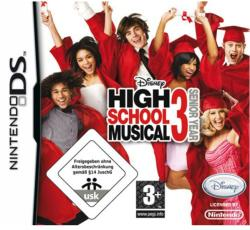 Disney High School Musical 3 Senior Year (Nintendo DS)