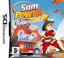 Ubisoft Sam Power Firefighter (Nintendo DS)
