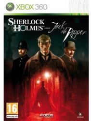 Focus Home Interactive Sherlock Holmes vs. Jack the Ripper (Xbox 360)