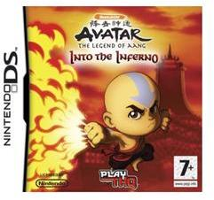 THQ Avatar The Legend of Aang Into the Inferno (Nintendo DS)