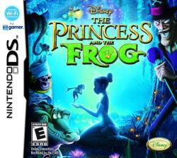 Disney The Princess and the Frog (Nintendo DS)