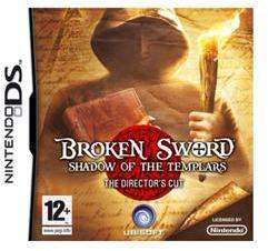 Ubisoft Broken Sword The Shadow of the Templars [Director's Cut] (Nintendo DS)