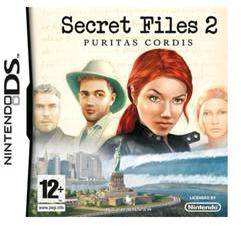 Deep Silver Secret Files 2: Puritas Cordis (Nintendo DS)
