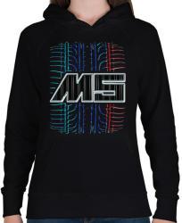 printfashion BMW M5 - Női kapucnis pulóver - Fekete