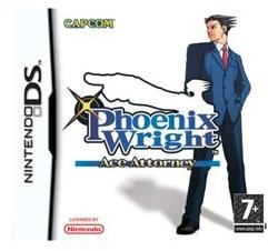 Capcom Phoenix Wright Ace Attorney (Nintendo DS)