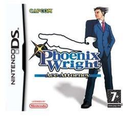 Capcom Phoenix Wright Ace Attorney (Nintendo DS)
