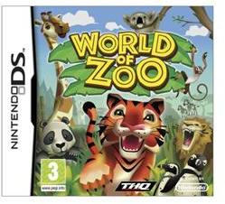 THQ World of Zoo (Nintendo DS)