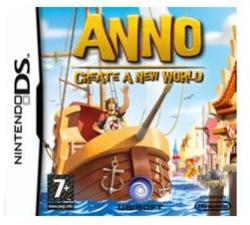 Ubisoft Anno Create a New World (Nintendo DS)