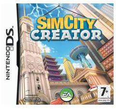 Electronic Arts SimCity Creator (Nintendo DS)