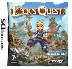 THQ Lock's Quest (Nintendo DS)