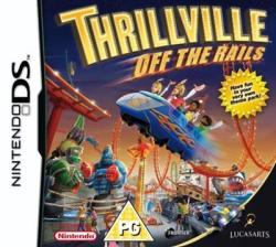 LucasArts Thrillville Off the Rails (Nintendo DS)