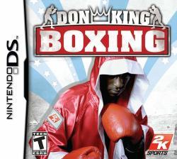 2K Games Don King Boxing (Nintendo DS)