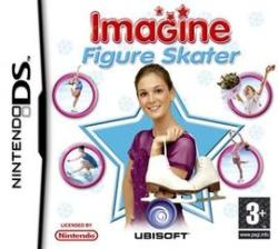 Ubisoft Imagine Figure Skater (Nintendo DS)