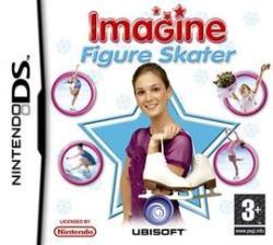 Ubisoft Imagine Figure Skater (Nintendo DS)