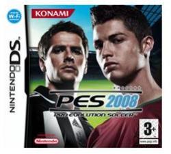 Konami PES 2008 Pro Evolution Soccer (Nintendo DS)