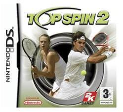 2K Games Top Spin 2. (Nintendo DS)