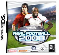 Ubisoft Real Football 2008 (Nintendo DS)