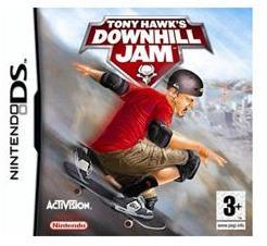 Activision Tony Hawk's Downhill Jam (Nintendo DS)