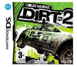 Codemasters Colin McRae: DiRT 2. (Nintendo DS)