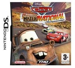 THQ Cars Mater-National Championship (Nintendo DS)
