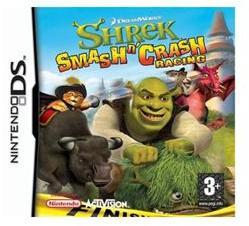Activision Shrek Smash n' Crash Racing (Nintendo DS)