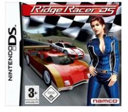 Namco Bandai Ridge Racer DS (Nintendo DS)