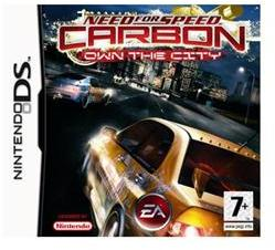 Electronic Arts Need for Speed Carbon Own the City (Nintendo DS)