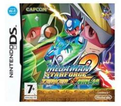 Capcom Mega Man 2 Star Force (Nintendo DS)