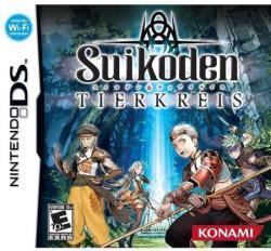 Konami Suikoden Tierkreis (Nintendo DS)