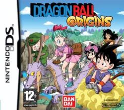 Namco Bandai Dragon Ball Origins (Nintendo DS)