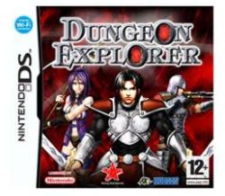 Hudson Dungeon Explorer: Warriors of Ancient Arts (Nintendo DS)
