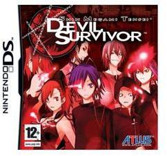 Atlus Shin Megami Tensei: Devil Survivor (Nintendo DS)