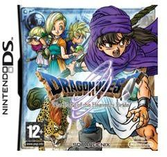 Square Enix Dragon Quest The Hand of the Heavenly Bride (Nintendo DS)