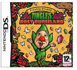 Nintendo Freshly Picked Tingle's Rosy Rupeeland (Nintendo DS)
