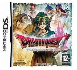 Square Enix Dragon Quest The Chapters of the Chosen (Nintendo DS)