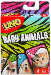 Mattel Állatkölykös UNO kártya