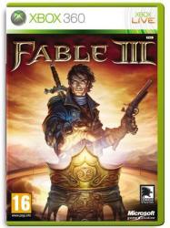 Microsoft Fable III (Xbox 360)