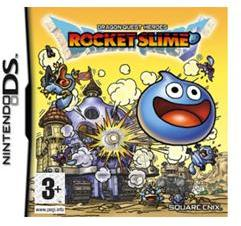 Square Enix Dragon Quest Heroes Rocket Slime (Nintendo DS)